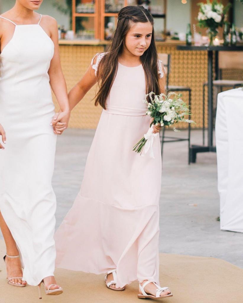 Vestido de cortejo para Mimi