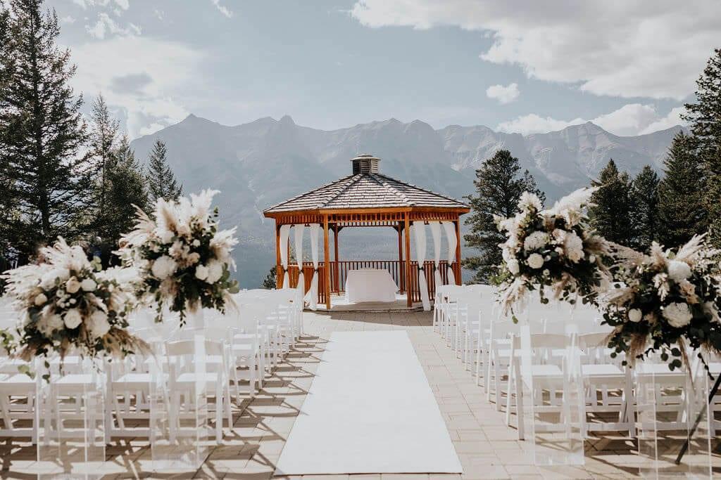 Casamientos en la montaña