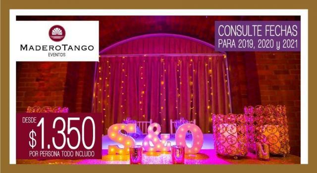 Madero Tango Salones De Fiesta Para Tu Casamiento