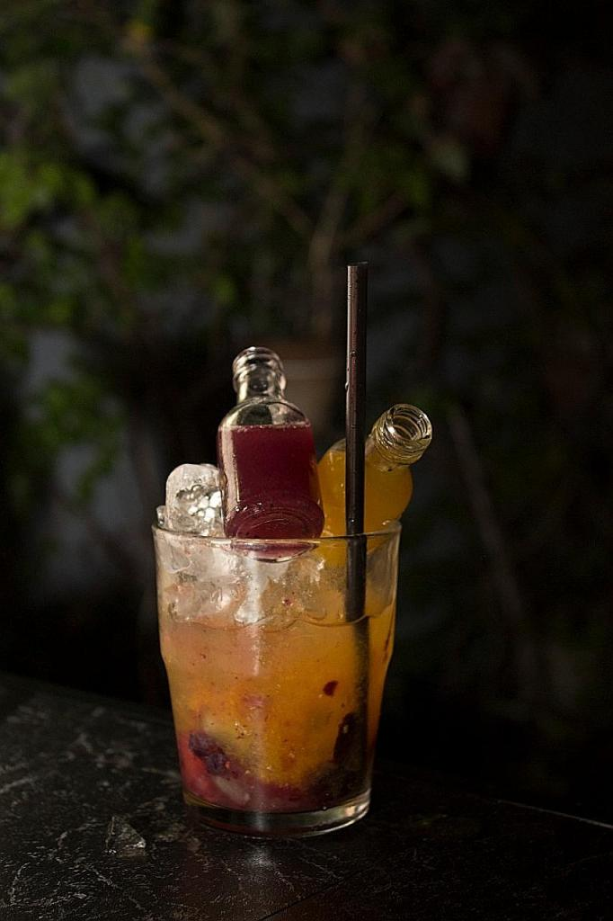Mystical Drinks (Bebidas y Barras de Tragos)