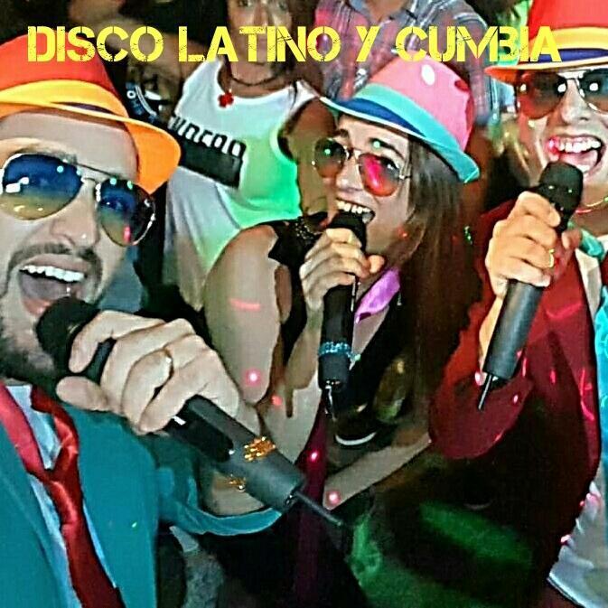 DISCO LATINO y CUMBIA (Grupo)