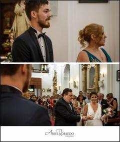 Ariel Robledo - Fotoreportaje de bodas