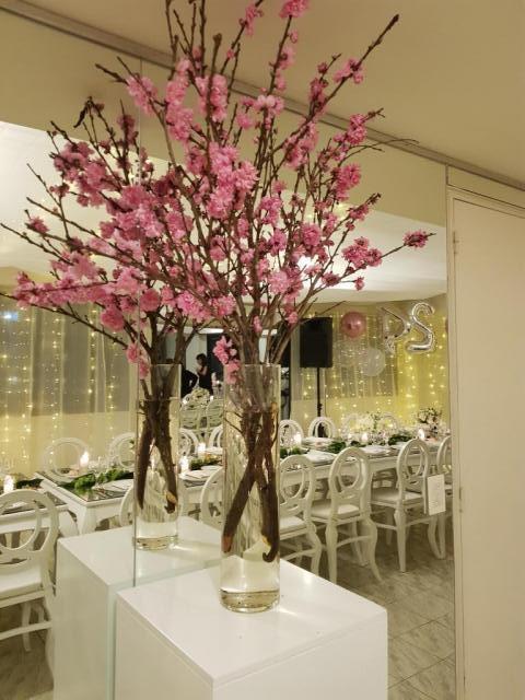 Columna de Flores | Casamientos Online