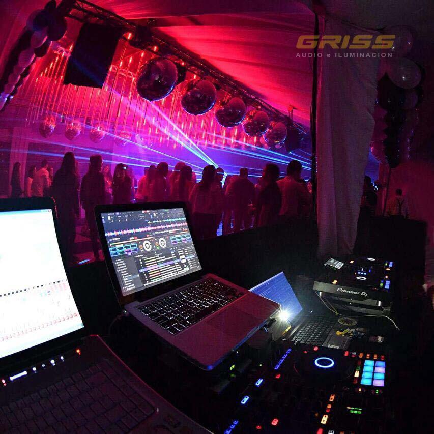 Griss Audio e Iluminación