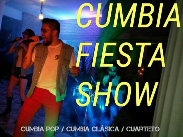 CUMBIA FIESTA SHOW (Grupo)