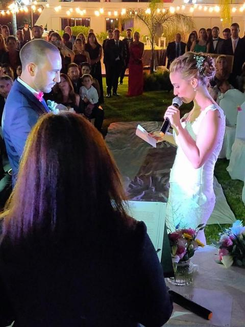 Lu & Fle | Casamientos Online