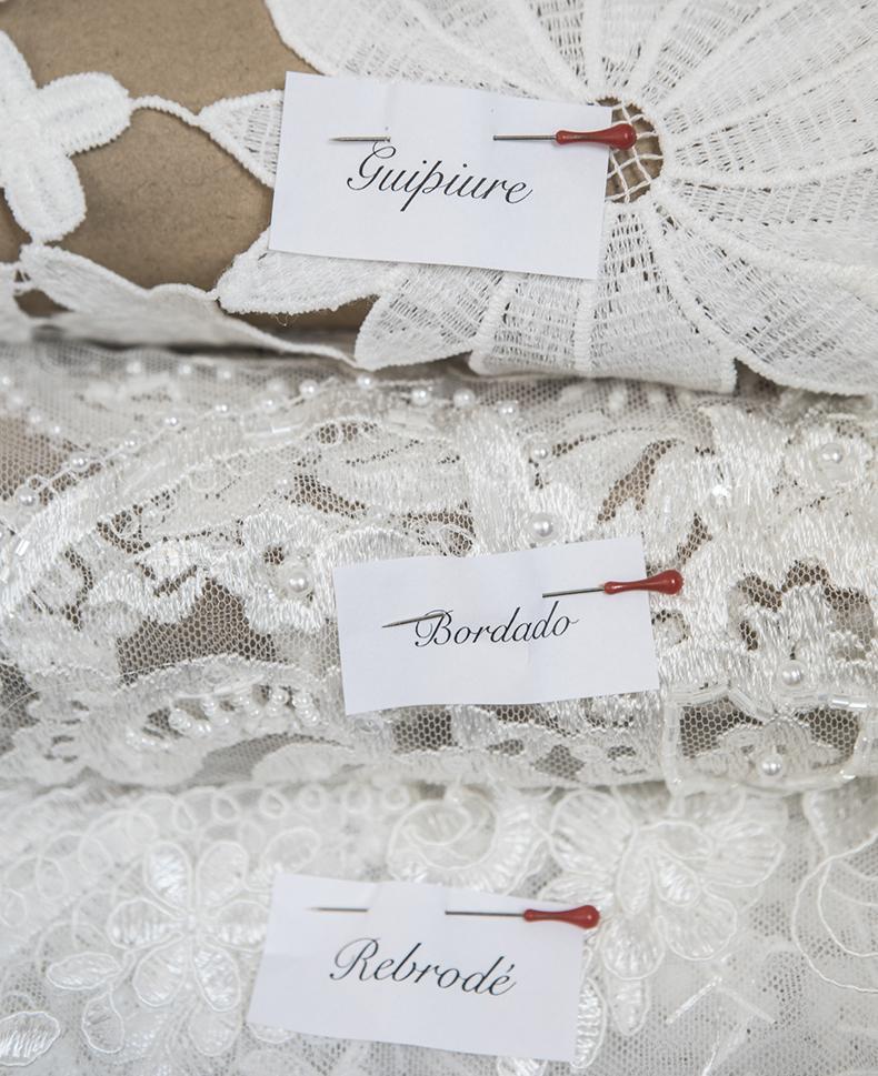 Cuáles son los géneros recomendados para vestidos de noviai?