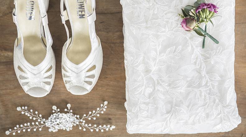Géneros únicos para el vestido de novia