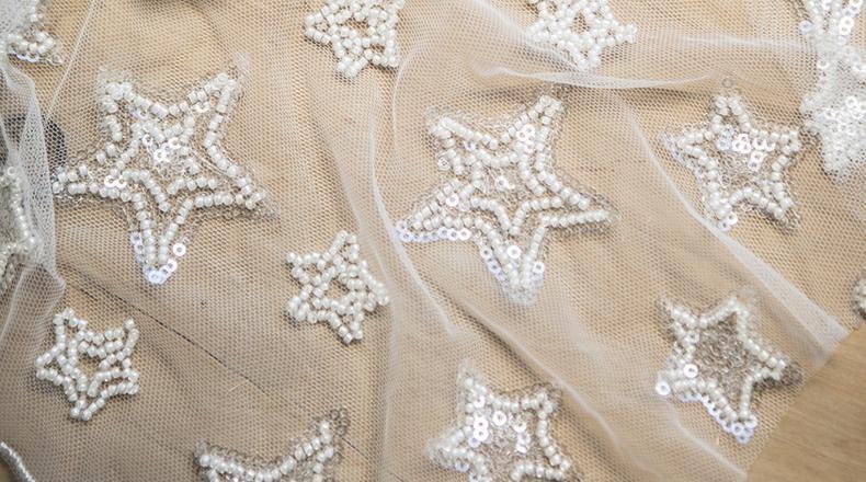 Consejos para elegir la tela del vestido por Sole Silva