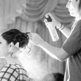 Pruebas de Peinado y Maquillaje Grupo Familiar
