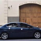Peugeot 408 Azul oscuro