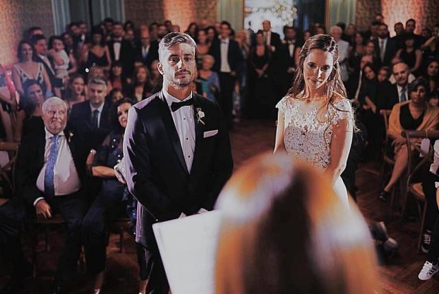 Fer & Mati ♥ Palacio Sans Souci | Casamientos Online