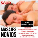 Masajes para parejas