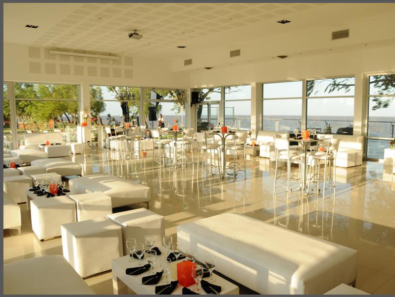 Salón del Río Olivos by Ambient House Catering
