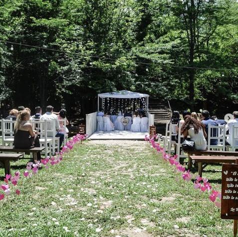 Bosque de Piedras - Fiestas y eventos