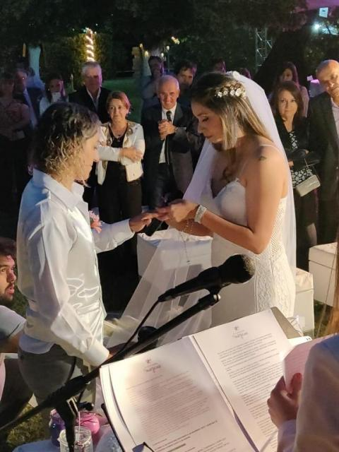 Ceremonia Igualitaria | Casamientos Online