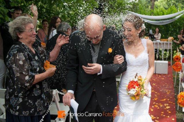 Silvana y Marcos | Casamientos Online