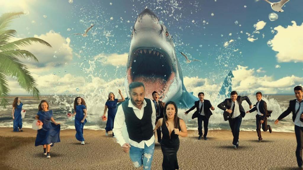 Desastres Tiburón