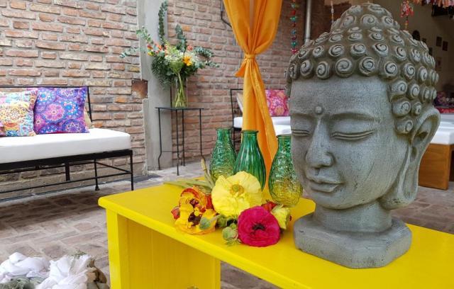 Fiesta con estilo hindú | Casamientos Online