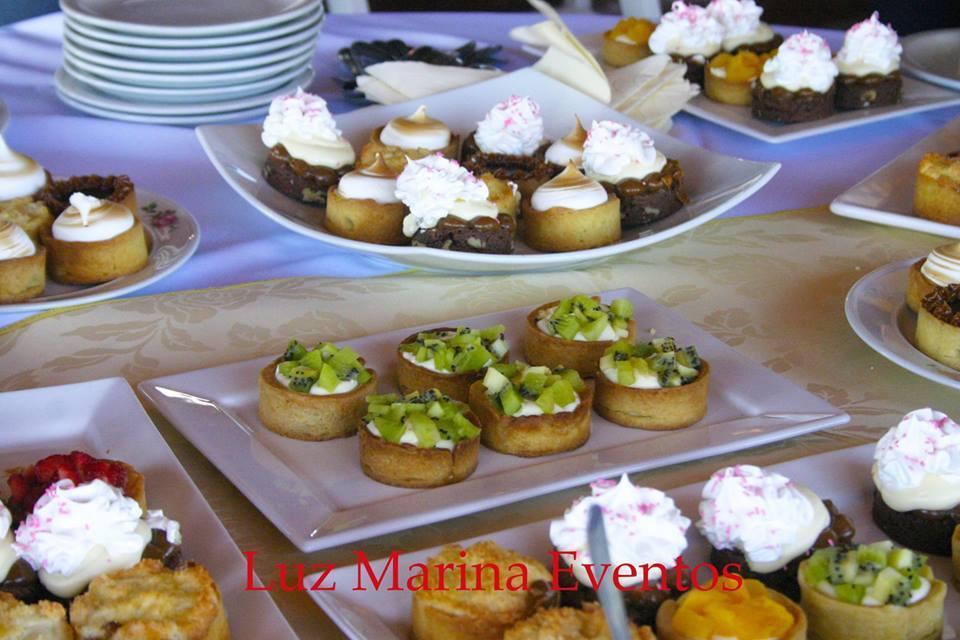 Luz Marina Event Planner (Mesas dulces y cosas ricas)