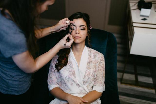 Studio hair and make up