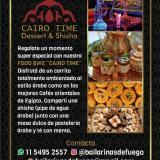 PERFORMANCE & ANIMACIÓN + TRUCK ÁRABE CAIRO TIME