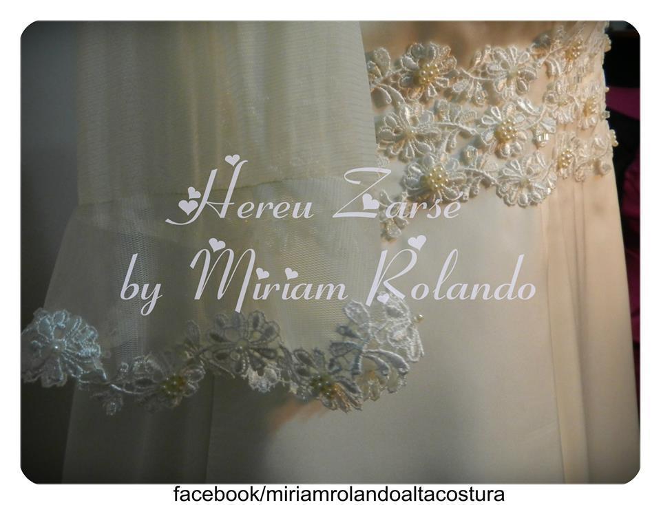 Miriam Rolando Alta Costura (Vestidos de Novia)