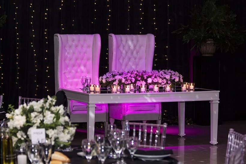La mesa Principal