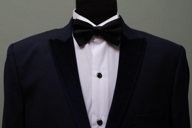 Smoking azul noche | Casamientos Online