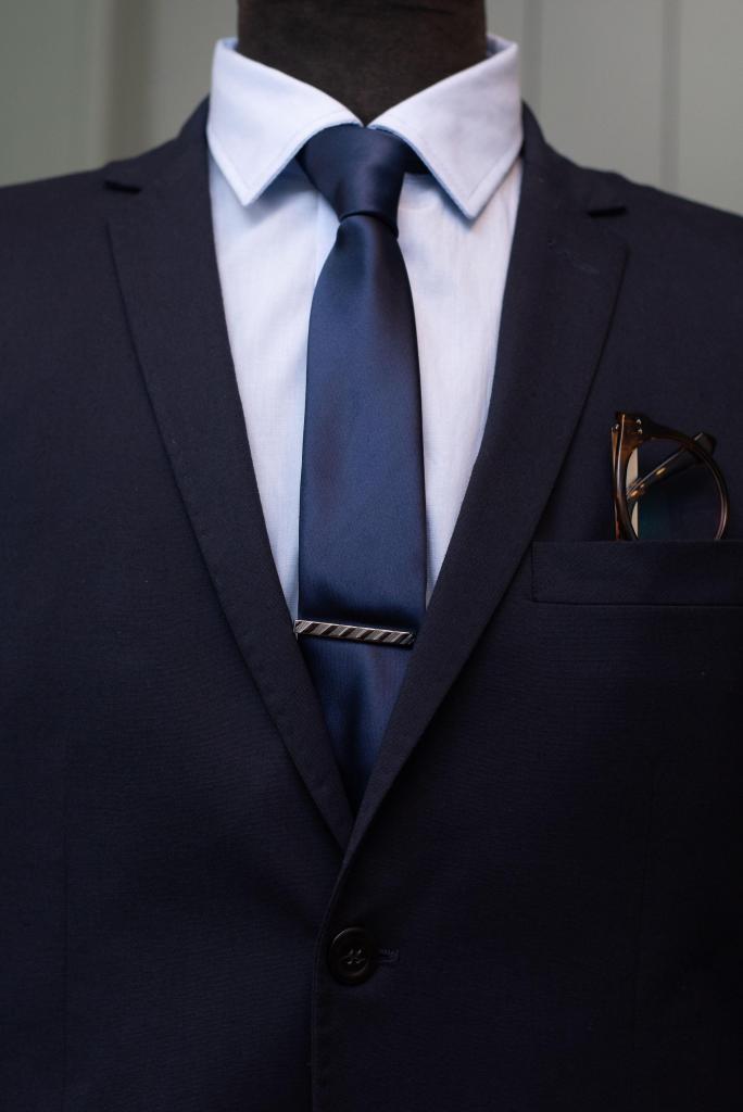 Traje Azul Ultra Slim