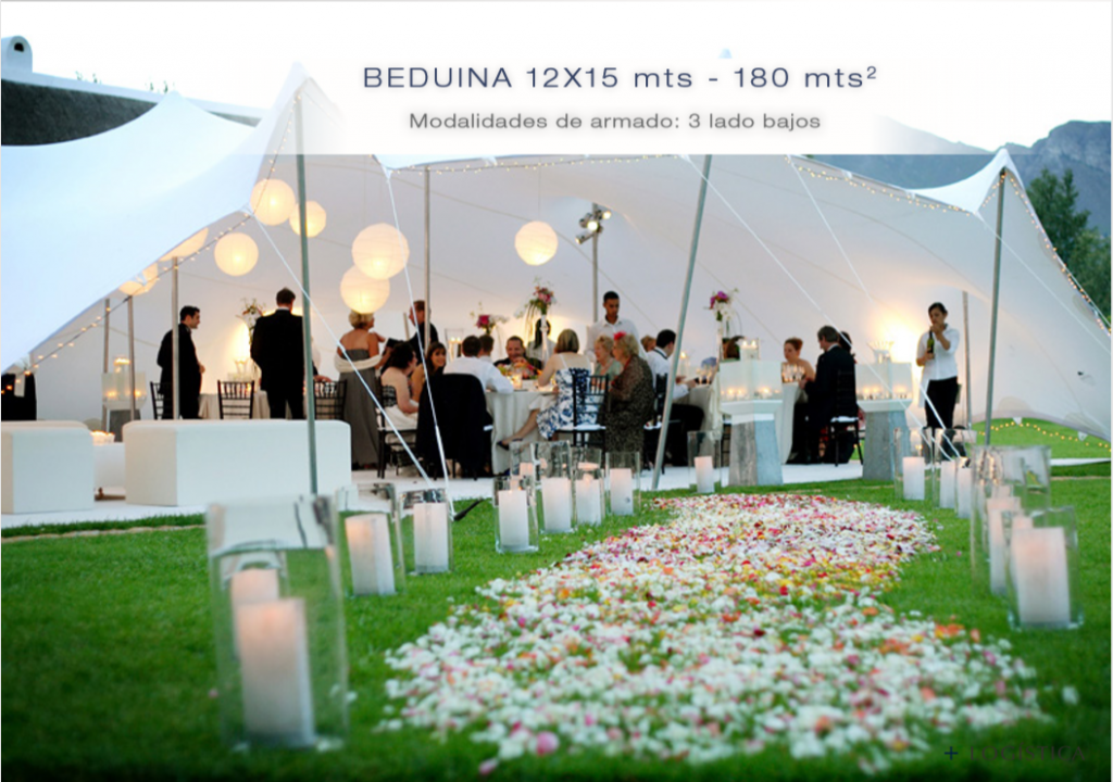 Casamiento en Carpa Beduina
