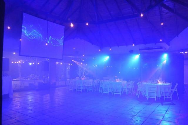 Cascada de luces | Casamientos Online