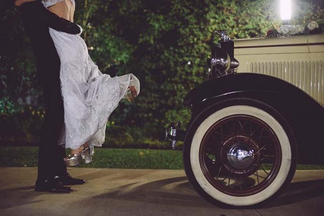 De Otros Tiempos (Autos para casamientos)