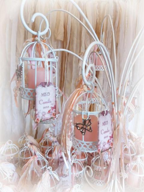 Jaulita Souvenir + tag | Casamientos Online