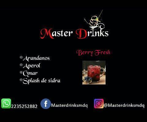 Master Drinks Mar del Plata (Bebidas y Barras de Tragos)