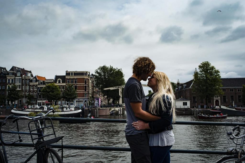 Amsterdam Luna de Miel