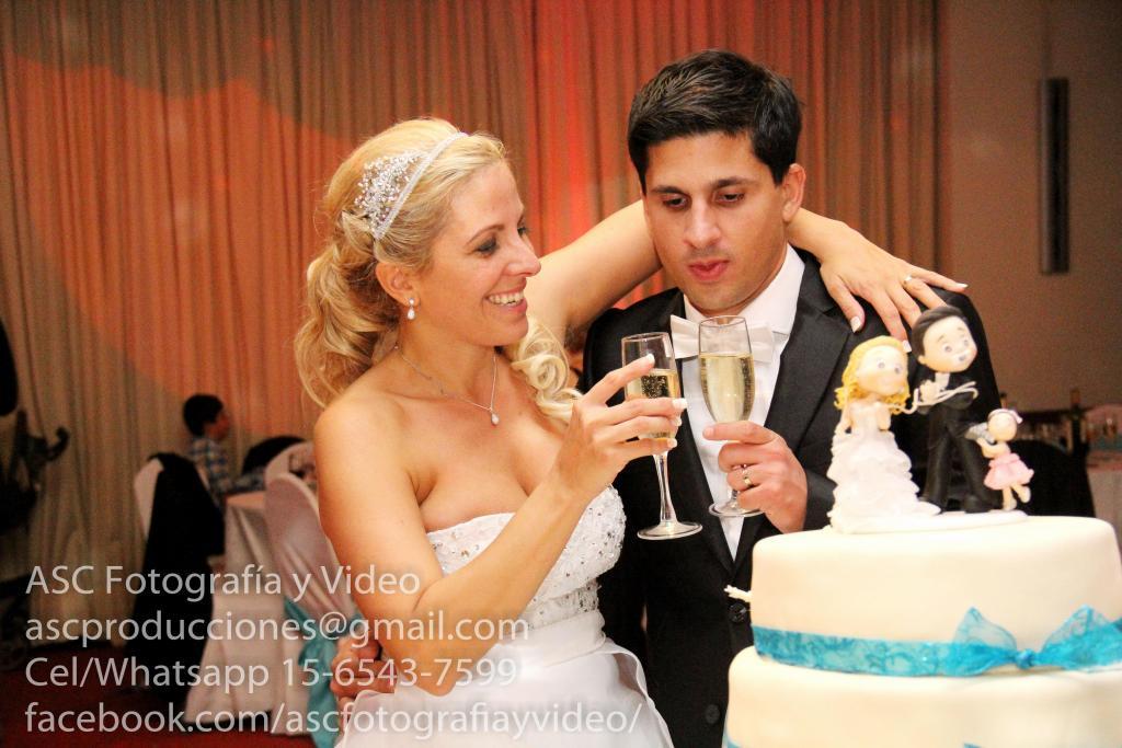 Fotografía y Filmación de casamiento