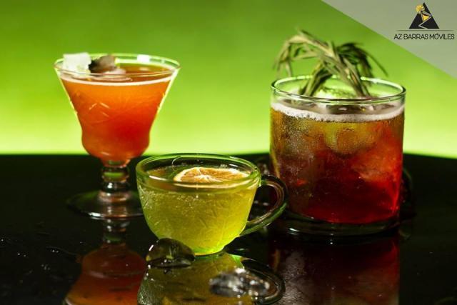 AZ Barras Móviles (Bebidas y Barras de Tragos)