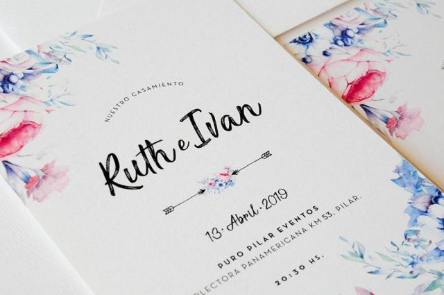 Clasica Rosa | Casamientos Online