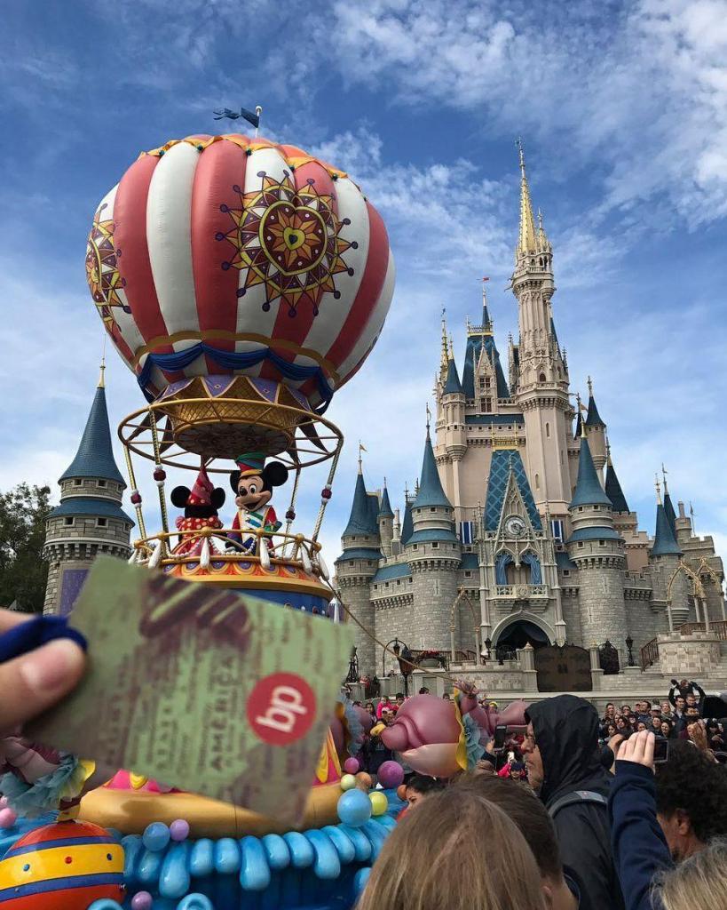 Disney Luna de Miel