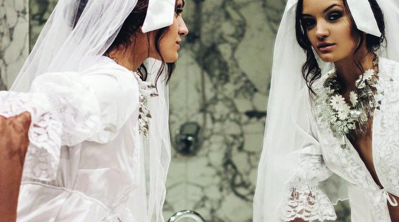 El ajuar de novia