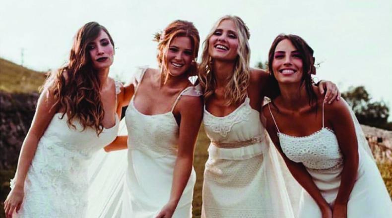 El vestido de novia en 8 pasos