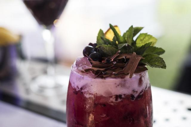 BARRA DE MOCKTAILS - experiencia sin alcohol