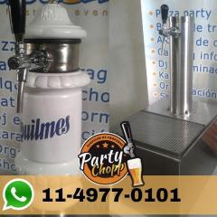 Party Chopp - Alquiler de Choperas