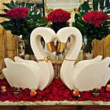 Mesa temática san Valentín