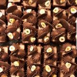 Mini porciones chocolate y avellanas