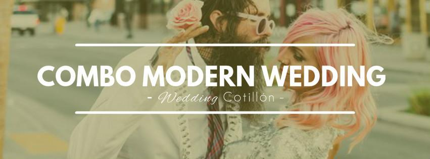 COMBO MODERN WEDDING