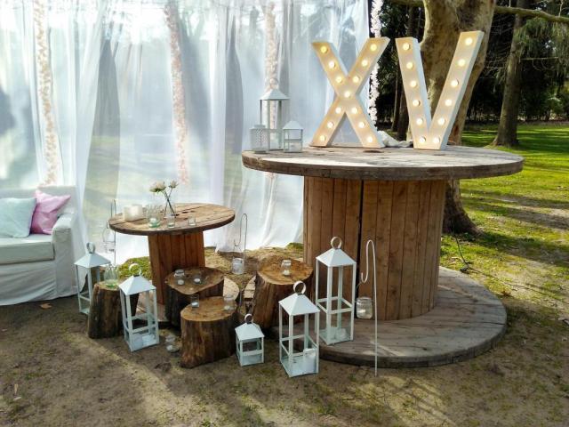 AS Soluciones para Eventos (Ambientación y Centros de Mesa) | Casamientos Online