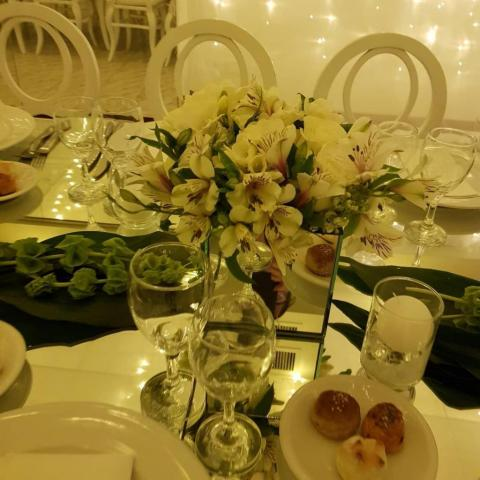 centros de mesas | Casamientos Online
