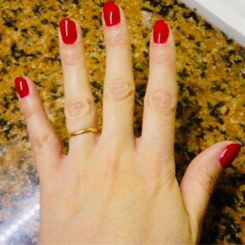 Esmaltado semipermanente  | Casamientos Online